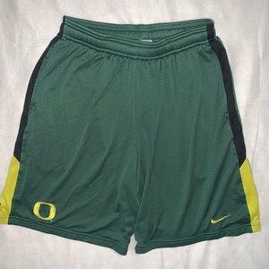 Nike | Oregon Ducks Mesh Shorts